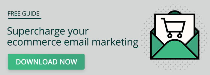 How to supercharge your ecommerce email marketing strategy